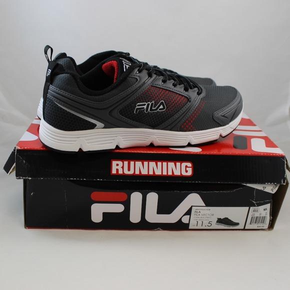 72bbaa63a468 NEW - FILA Vector Men s Running Shoes - Size 11.5 NWT
